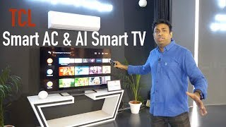 TCL AIxIOT Event Launch of TCL C8 Smart TV & Smart AC
