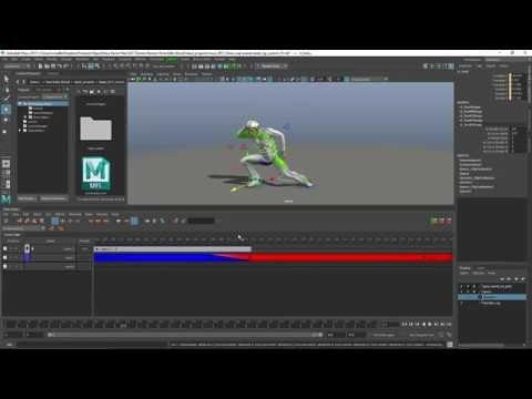 Maya 2017:  Time Editor