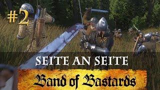 Let's Play Kingdom Come Deliverance (Band of Bastards) #2: Seite an Seite (deutsch / blind)