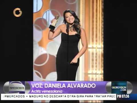 Daniela Alvarado: El papel de Juana la virgen es bendito