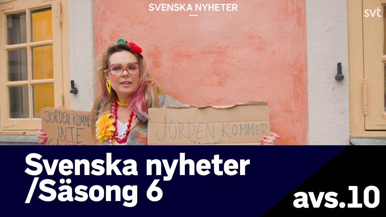 Svenska nyheter - Johanna Wagrell om Tegnell som religon