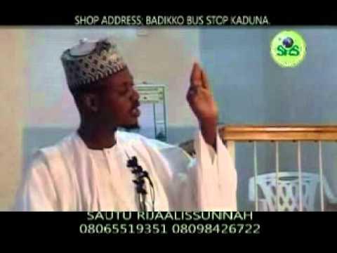 Sheikh Isa Ali Pantami ((FITINTINUN ZAMANI ACIKIN DUNIYAR AURE) thumbnail