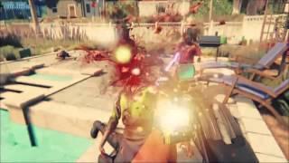 Трейлер к игре Dead Island 2 2015