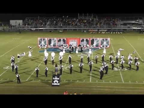 Wicksburg High School Band 092917