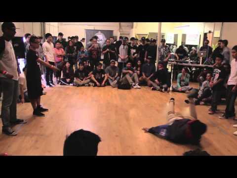 MP3 vs Motion Flow | 3v3 BBOY PRELIMS | Claim to Fame 4