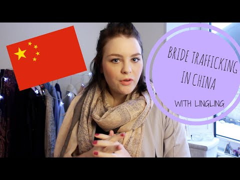 Real Talk: Bride trafficking in China // 中国的买卖女人的问题