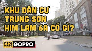 Trung Sơn, Him Lam 6A, Khu dân cư Trung Sơn Bình Chánh có gì?