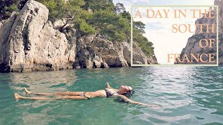A day in the South of France | Les Calanques, Cassis, Marseille