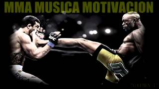 MMA Motivation Workout Music