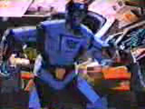 The Transformers: The Movie 1986 Animated Film - Alternate trailer for promotional use
