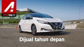 Nissan LEAF ⚡️ Mobil Listrik Terlaris di Dunia !!
