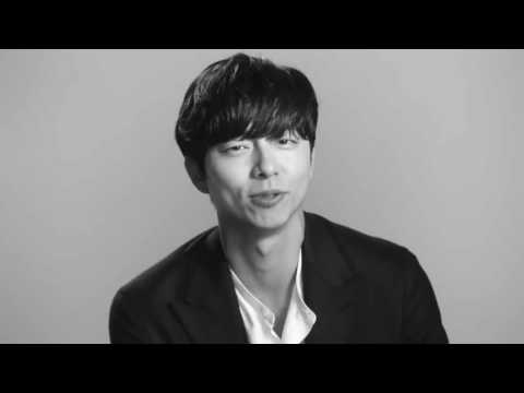 [GONG YOO] FLUENT ENGLISH LOUIS VUITTON AD