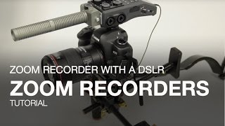 Using your Zoom Recorder with …