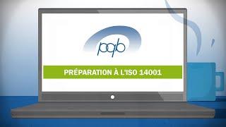 Formation en ligne Préparation à l'ISO 14001 environnement