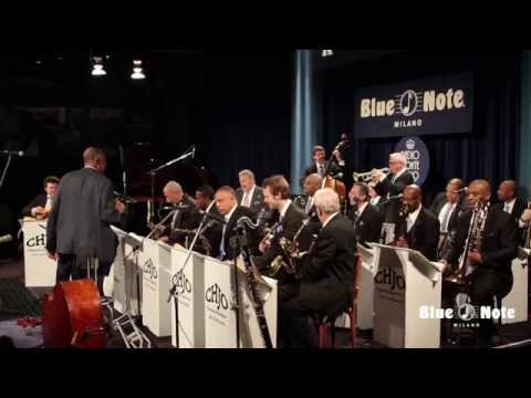 The Clayton-Hamilton Jazz Orchestra - Live @ Blue Note Milano