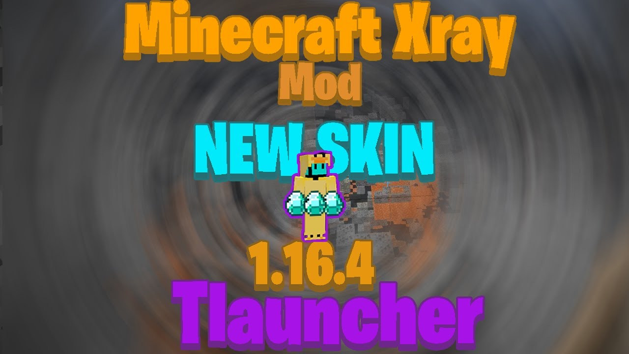 How to install XRay 12.126.12 for minecraft Tlauncher. - YouTube