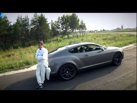 "Проект ""СуперТачки"". Bentley Continental Supersports."