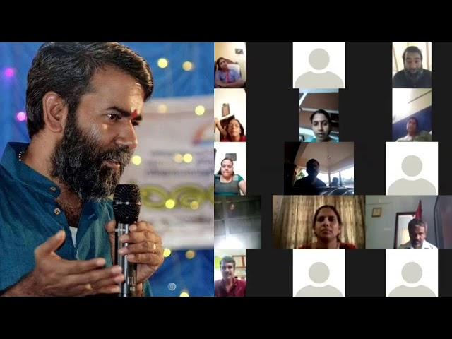 Online Session for Parents by Dr.Sreenath Karayat @ SanathanaSchoolOfLife Online - 4th April 2020