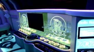 Chrysler 300c replica Rolls Royse Phantom hmel salon