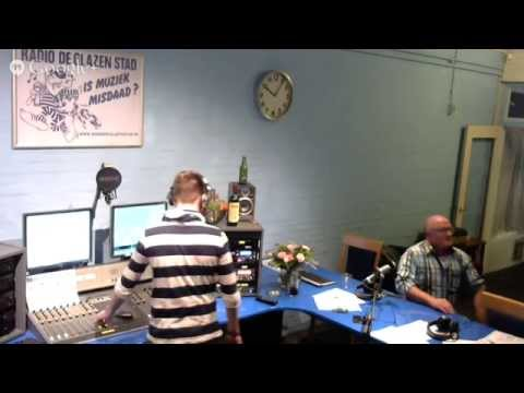 Radio de Glazen Stad Pre Launch