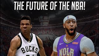 PREDICTING The Top 5 NBA Players in 2023!