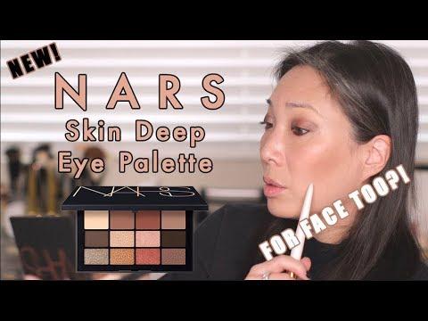 NARS - NEW Skin Deep Eye Palette First Impressions
