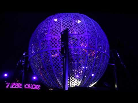 Zippos Circus - Globe Of Terror - Glasgow 2015