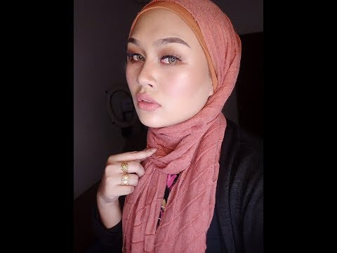 MUA HayaRahim : Natural Look Makeup Ala Uqasya Senrose