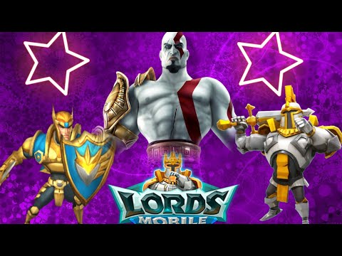 Lords Mobile | Strategy Games | Rise Of Civilization Heroes
