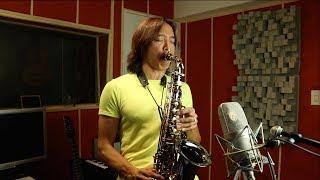 Em Gái Mưa (Hương Tràm) - Saxophone Cover by Hoài Phương