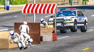 STIG CRASH TESTING #6 - BeamNG Drive