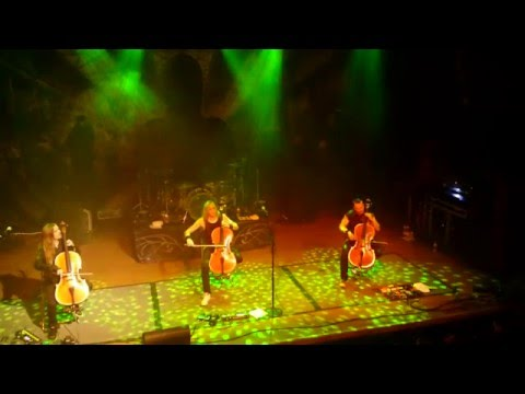 Apocalyptica House of Blues 4K