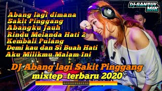 Download lagu DJ Funkot 2020 Abang lagi dimana-Dj Santuy mix