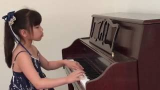 Beethoven-Sonata No. 20 in G Major, Op. 49 No. 2, 2nd Mov. Minuet by Zoey