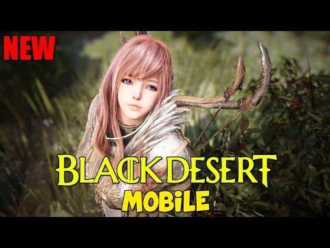 Black Desert Mobile 🔥 РЕЛИЗ!