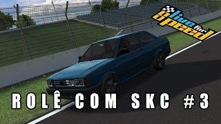 Live for Speed - Rolê com SKC #3 (+ Pinote na PMERJ)