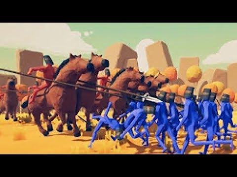 totally accurate battle simulator sandbox...