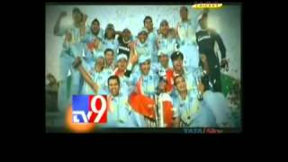 ICC World Cup 2011 Theme Song for India at TV 9 - Concept and Composed by Michael Makhal