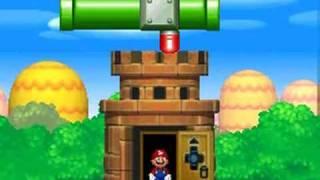 Springboard Power Mario W1-4