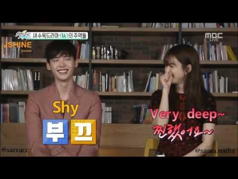 Lee Jong Suk Han Hyo Joo Moments [JongJoo Couple / Honey Couple]