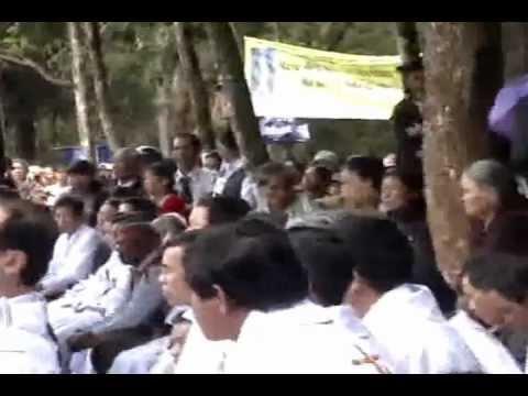 Bài giảng bằng 3 thứ tiếng của Đức Cha Micae GM GP Kon Tum