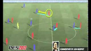 PES 2012: Gameplay Premiere - Console-toi.fr