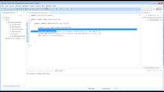 Java Program to convert temperature from Celsius to Fahrenheit and vice-versa PART 1