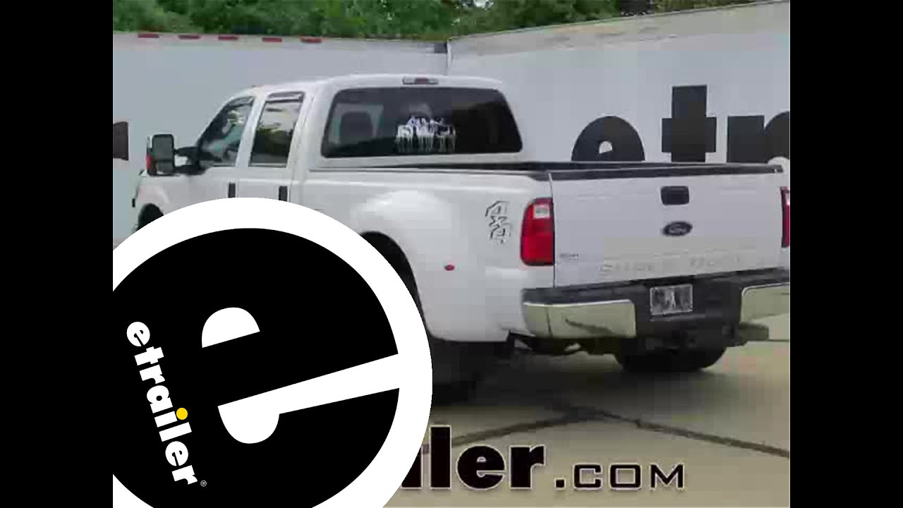 Install Timbren Rear Suspension System 2013 Ford F350