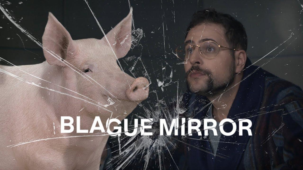 BLAGUE MIRROR