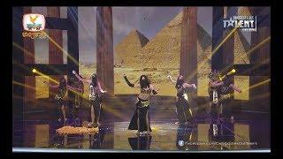 Cambodia's Got Talent Season 2   Live Semi Final   Week 4 - លីនដា