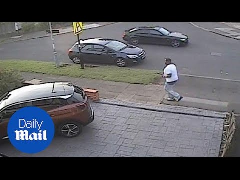 Police release CCTV to find driver of Great Barr hit and run - Daily Mail