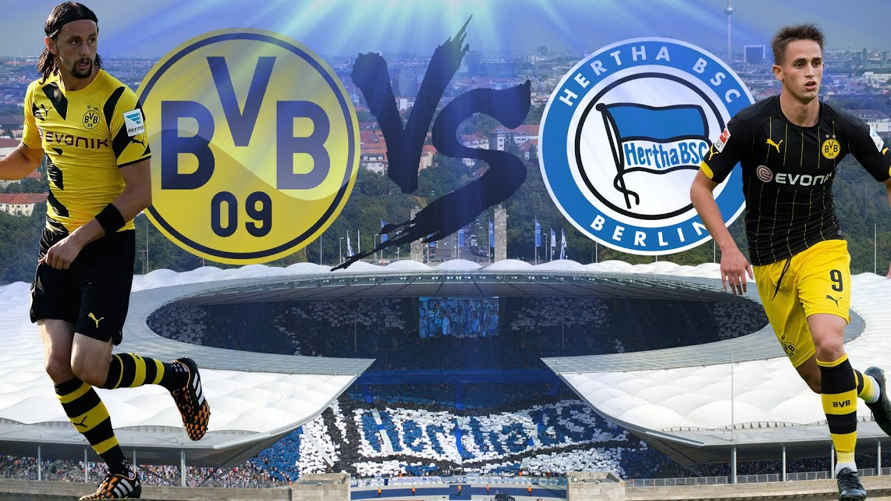 Hertha Vs Bvb