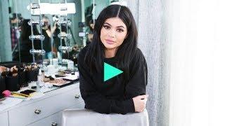 "[FULL VIDEO] Kylie Jenner | Smokey Eyes Make Up Tutorial with Hrush Achemyan ""The Smokey Rock Star"""