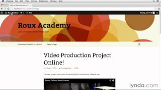 Dreamweaver CC and Wordpress Tutorial 2015 Part 1
